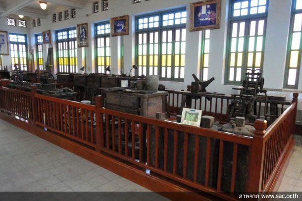พิพิธภัณฑ์ทองคำห้างทองตั้ง โต๊ะ กัง