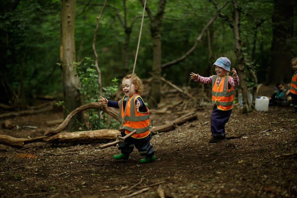 เดินป่าศึกษาธรรมชาติ