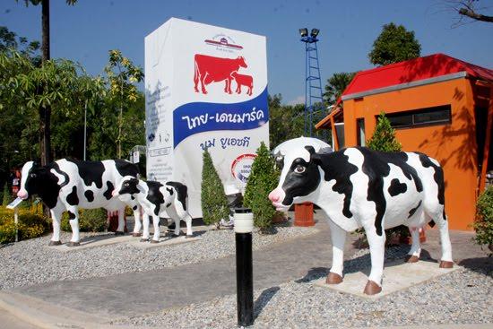 พิพิธภัณฑ์ฟาร์มโคนมไทย-เดนมาร์ค