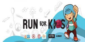 RUN FOR KIDS 2018