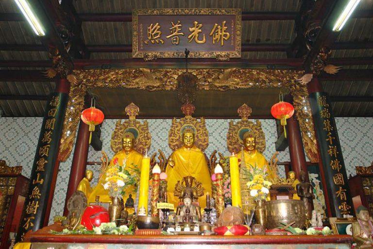 พิพิธภัณฑ์วัดจีนประชาสโมสร(เล่งฮกยี่)