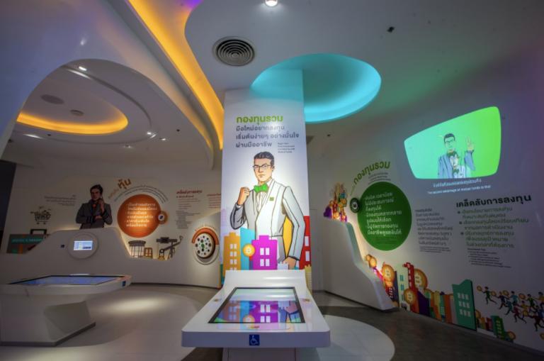 INVESTORY พิพิธภัณฑ์เรียนรู้การลงทุนแห่งแรกของประเทศไทย